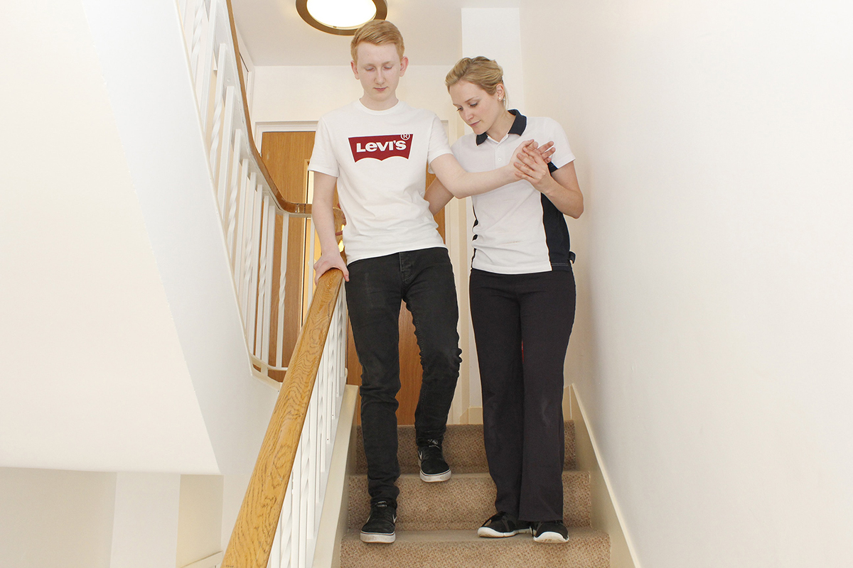 Physiotherapy at home treatment with Manchester Neuro Physio