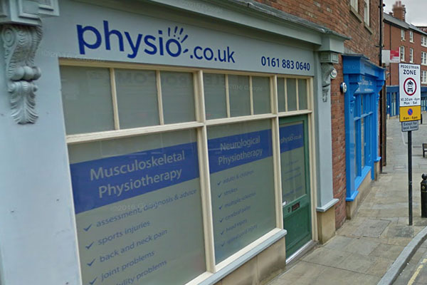 Stockport Physiotherapy Clinic