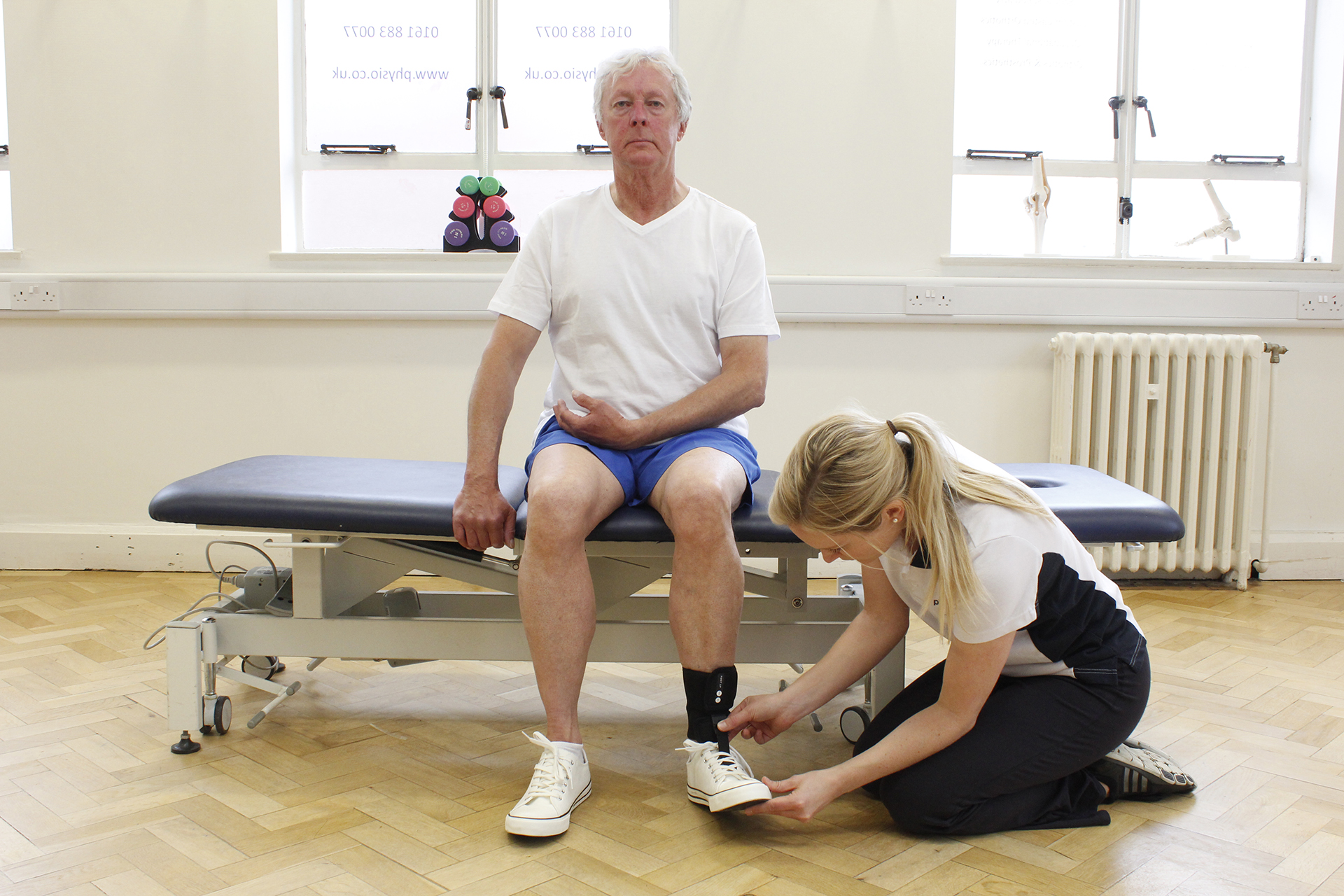 Why Manchester Neuro Physio