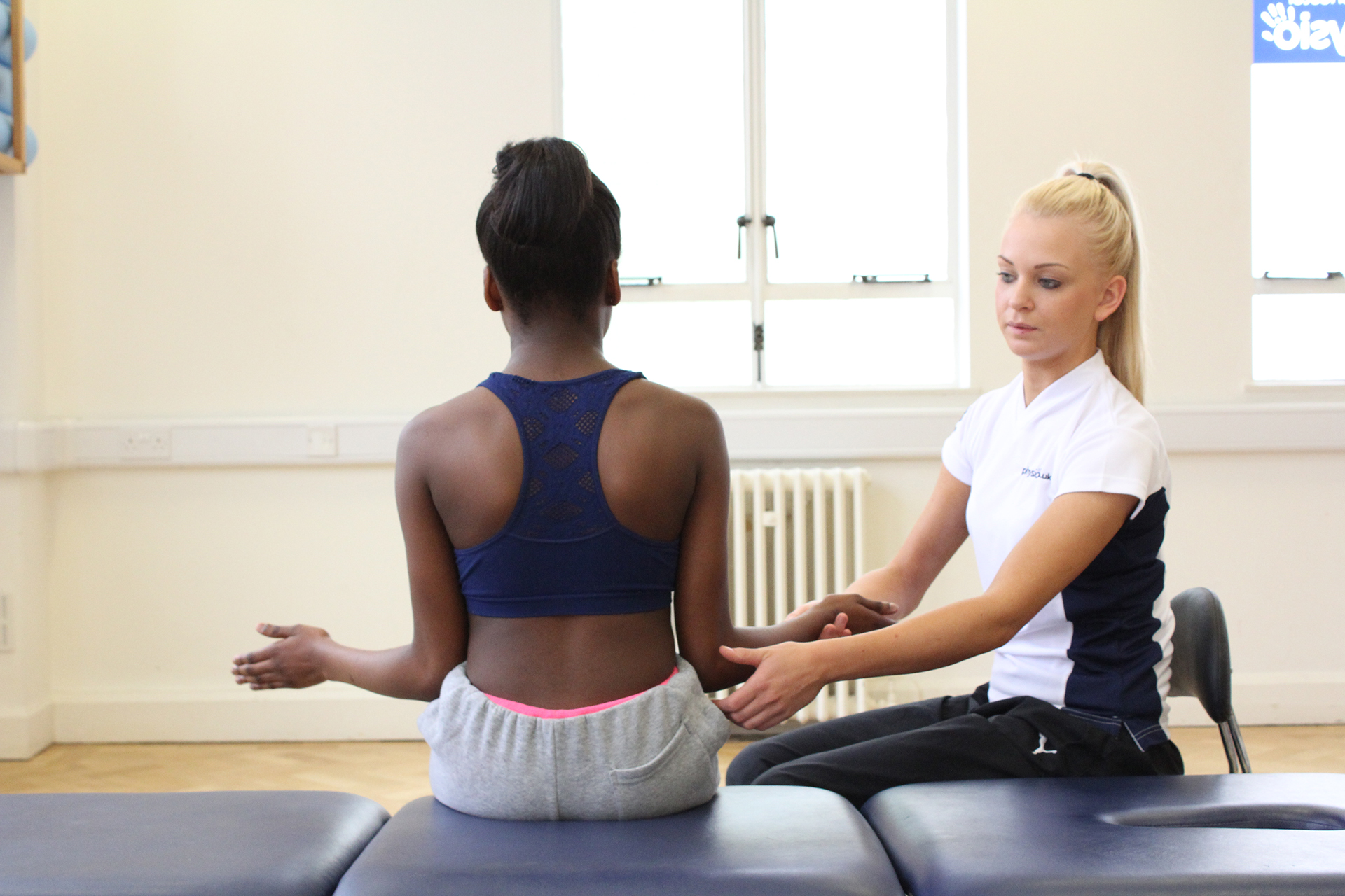 Physiotherapy treatment for Growing Pains
