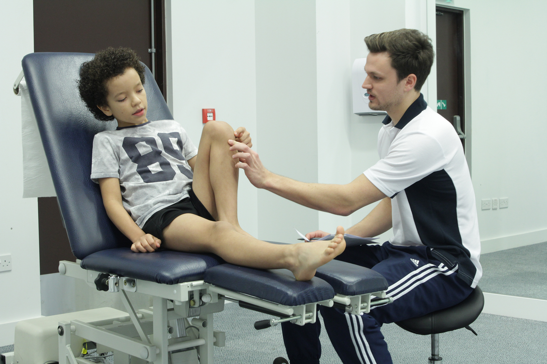 Down's Syndrome Physiotherapy Treatment