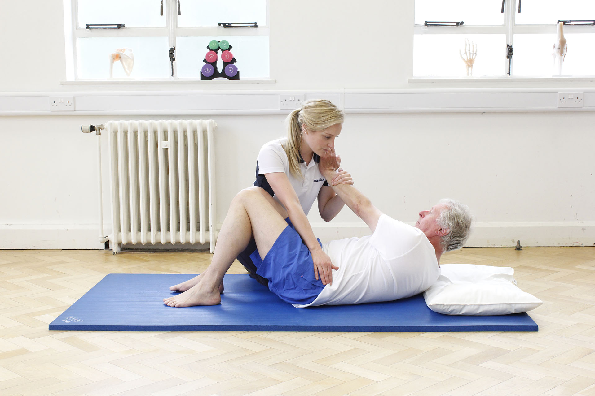 Physiotherapy treatment for Fibromyalgia