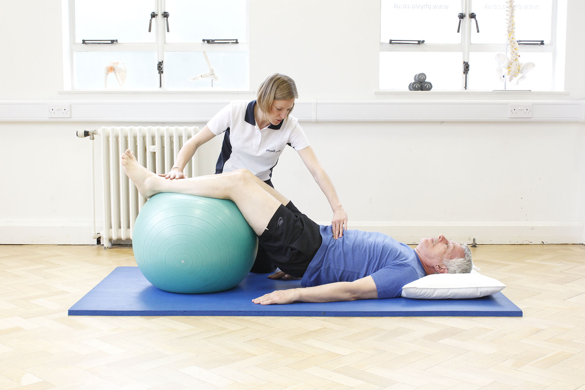 Physiotherapy for Transverse Myelitis