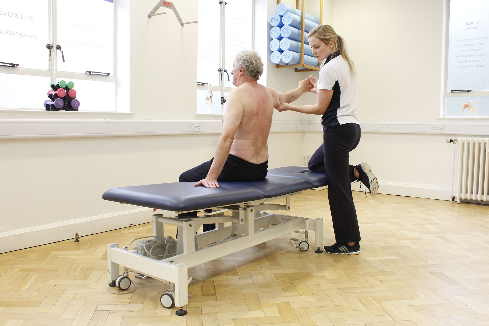 Physiotherapy for Myasthenia Gravis