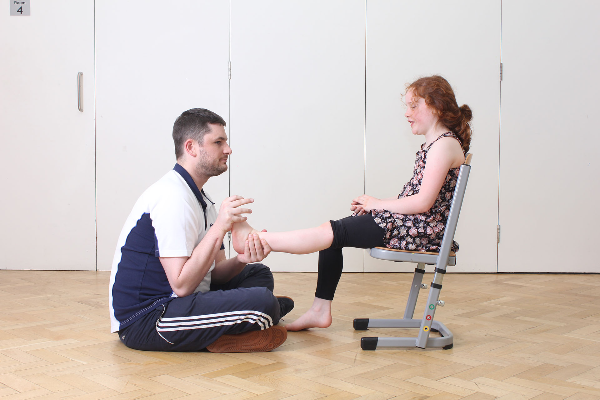 Physiotherapy Treatment for SDR