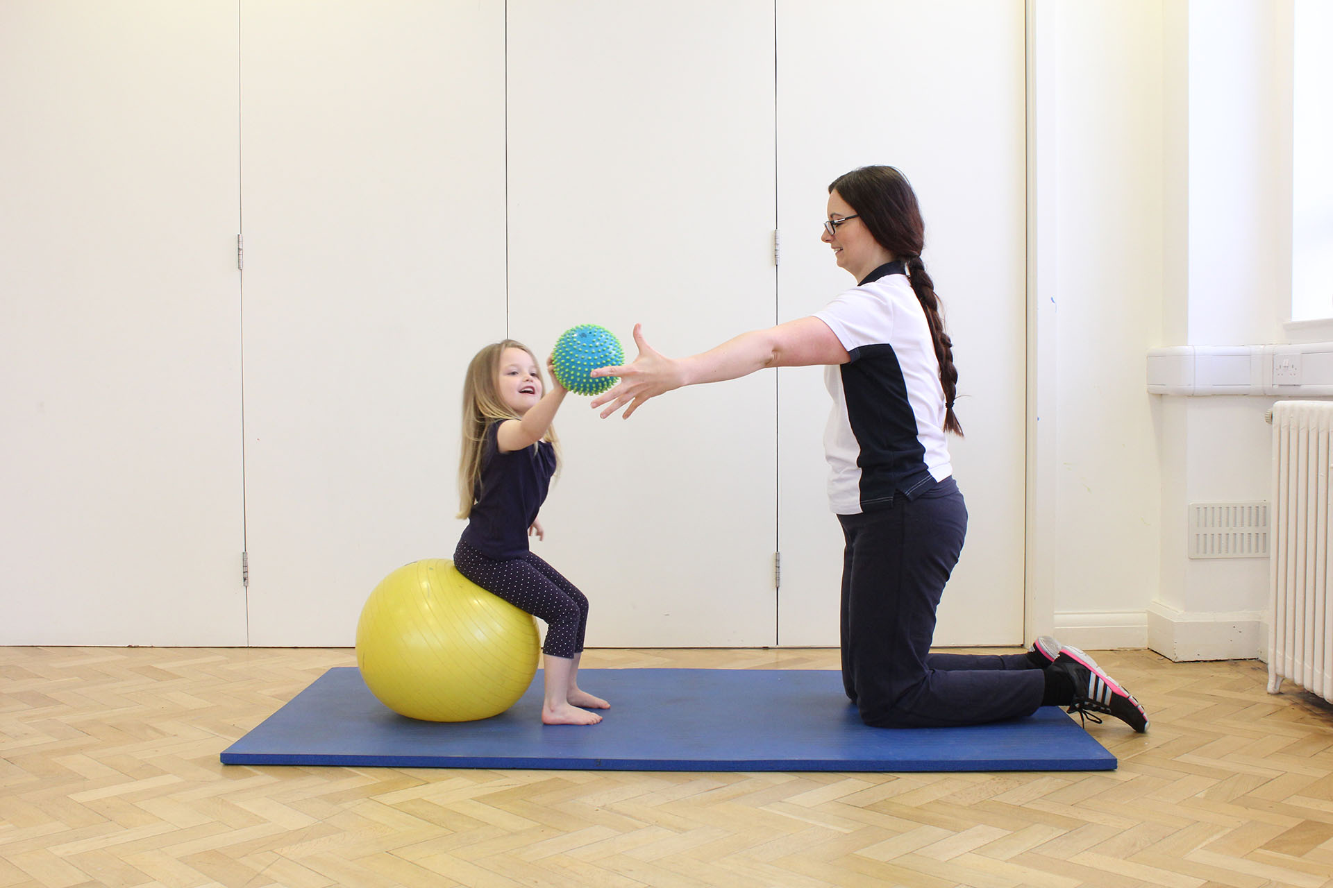 Child Physiotherapy Treatment in Manchester clinic