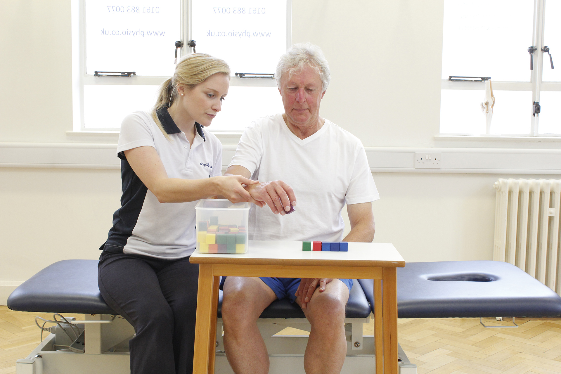 Constraint Induced Movement Therapy (CIMT)